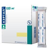 Аэртал, крем д/наружн. прим. 1.5% 60 г